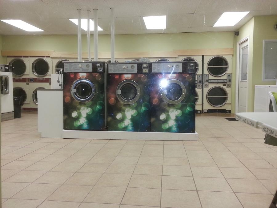 Acton Laundromat Home